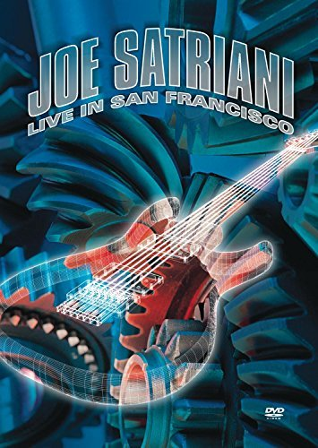 Joe Satriani Live In San Francisco Live In San Francisco