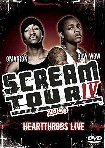 Scream Tour Iv Heartthrobs Liv Scream Tour Iv Heartthrobs Liv