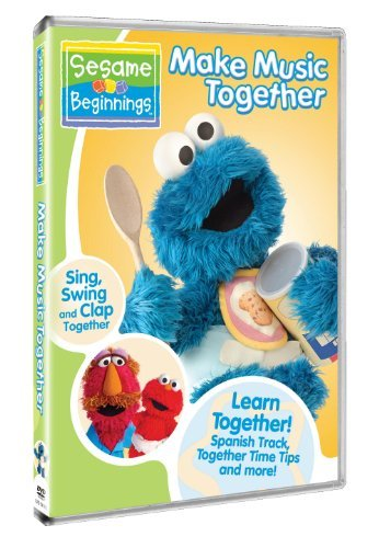 Sesame Street Beginnings Make Music Together Clr Nr