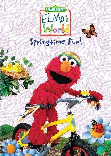 Elmo's World Springtime Fun Clr Nr