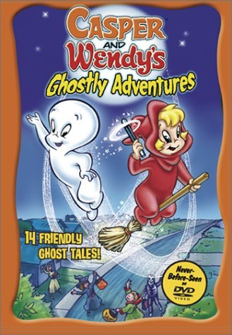 Casper & Wendy's Ghostly Adven Casper & Wendy's Ghostly Adven Casper & Wendy's Ghostly Adven