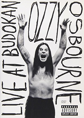 Ozzy Osbourne Live At Budokan Explicit Version