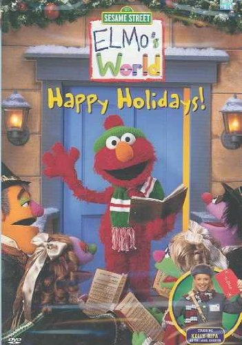 Elmo's World Happy Holidays Clr Nr