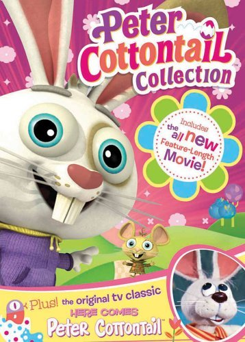 Peter Cottontail Collection Peter Cottontail Collection Clr Nr 2 DVD