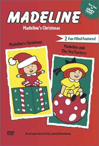 Madeline Christmas Madeline & The Toy F Clr Chnr