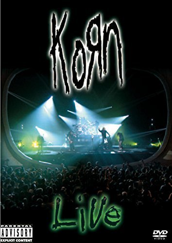 Korn Live Explicit Version 2 DVD