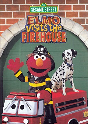 Sesame Street Elmo Visits The Firehouse Clr Nr