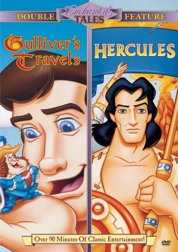Enchanted Tales Gulliver's Travels Hercules Clr Chnr