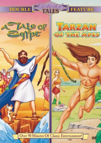 Enchanted Tales Tale Of Egypt Tarzan Clr Chnr