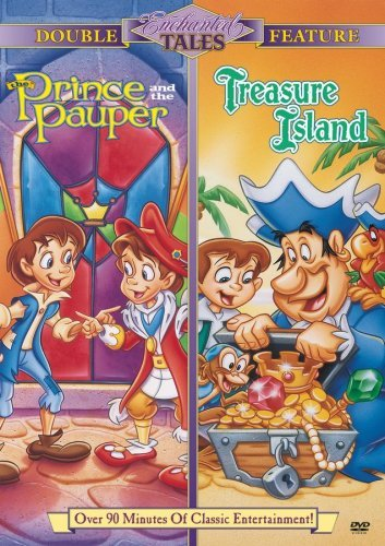 Enchanted Tales Prince & The Pauper Treasure I Clr Chnr