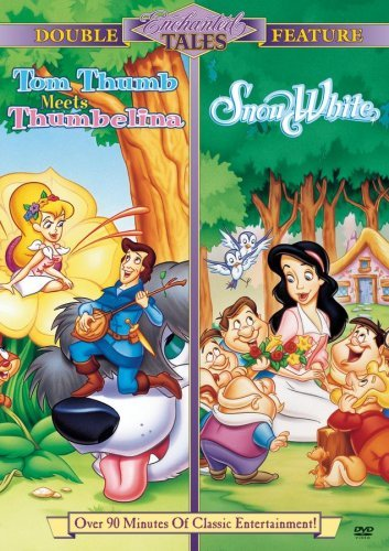 Enchanted Tales Tom Thumb Meets Thumbelina Sno Clr Chnr