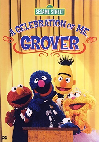 Sesame Street Celebration Of Me Grover Clr Nr