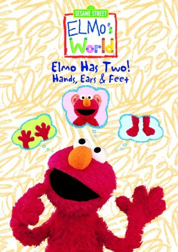Elmo's World Elmo Has Two! Sesame Street Nr