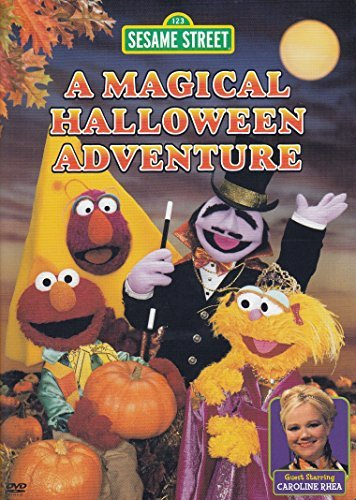 Sesame Street Magical Halloween Adventure Nr