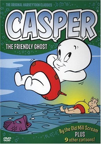 Casper The Friendly Ghost Boo Scout Clr Chnr