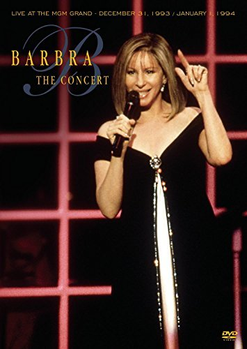 Barbra Streisand Barbra Concert Live At The Mgm