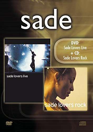 Sade Lovers Live Lovers Rock Incl. Bonus CD