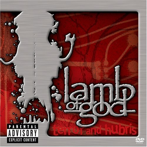 Lamb Of God Terror & Hubris Explicit Version Jewel Case Version