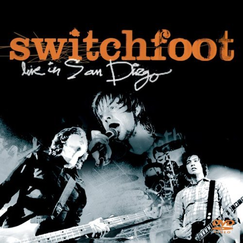 Switchfoot Live In San Diego Jewel Case