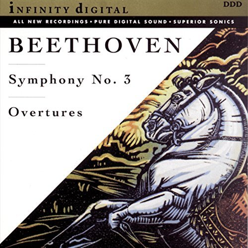 Ludwig Van Beethoven Symphony No 3 Overtures Titov Various
