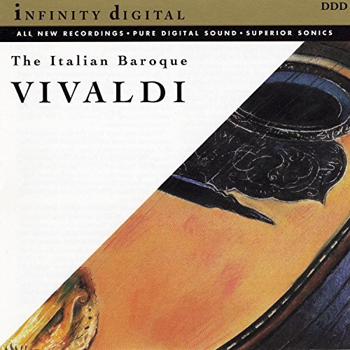 Antonio Vivaldi Italian Baroque Great Concerto Korchin Renaissnace Co
