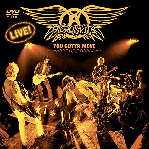 Aerosmith You Gotta Move Clean Version Jewel Case Incl. Bonus CD