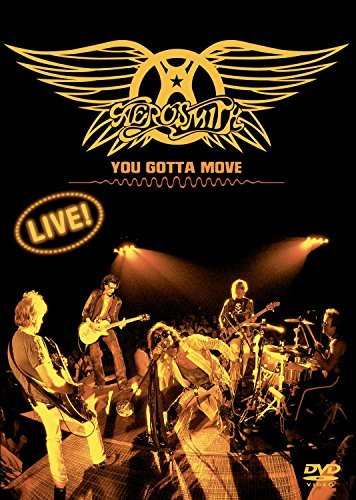 Aerosmith You Gotta Move Clean Version Incl. Bonus CD