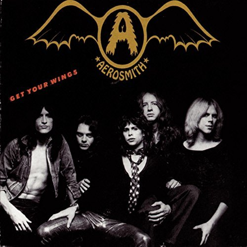 Aerosmith Get Your Wings Remastered