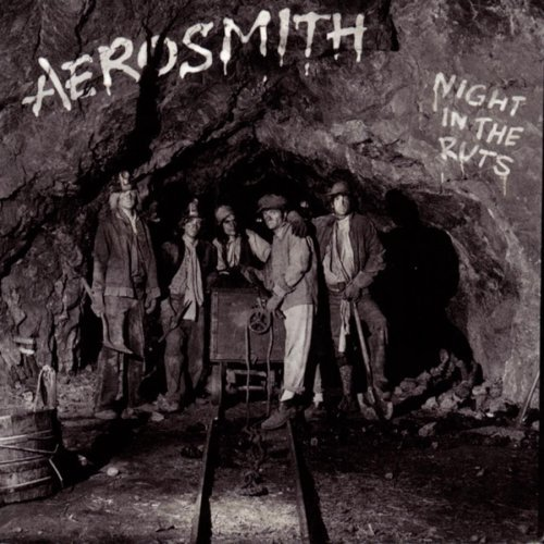 Aerosmith Night In The Ruts Lmtd Ed. Remastered