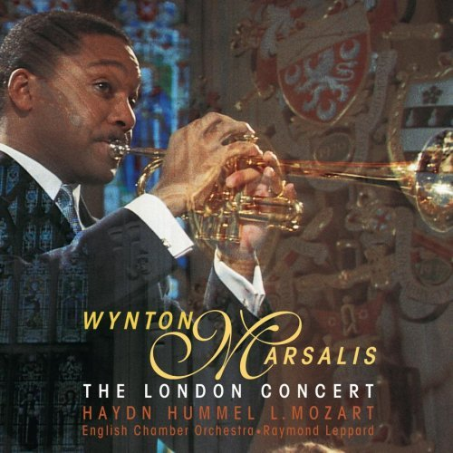 Wynton Marsalis London Concert Marsalis (tpt) Leppard English Co