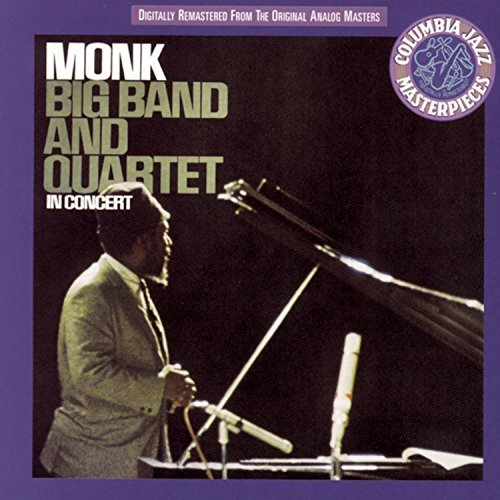 Thelonious Monk Big Band & Quartet In Concert 2 CD Set