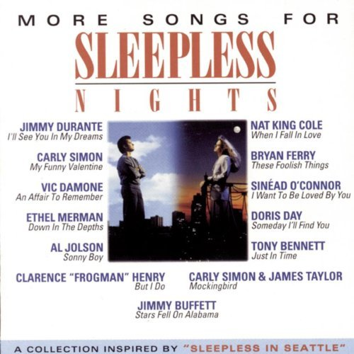 More Songs For Sleepless Ni More Songs For Sleepless Night Durante Cole Simon Ferry Day O'connor Buffett Bennett