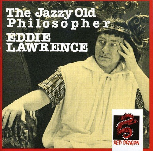 Eddie Lawrence Jazzy Old Philospher Import Eu