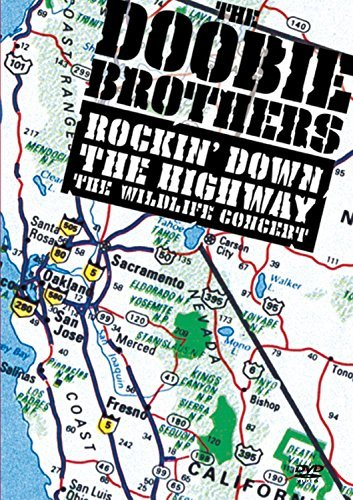 Doobie Brothers Rockin' Down The Highway Wild