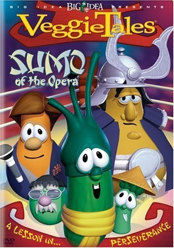 Veggie Tales Sumo Of The Opera Clr Nr