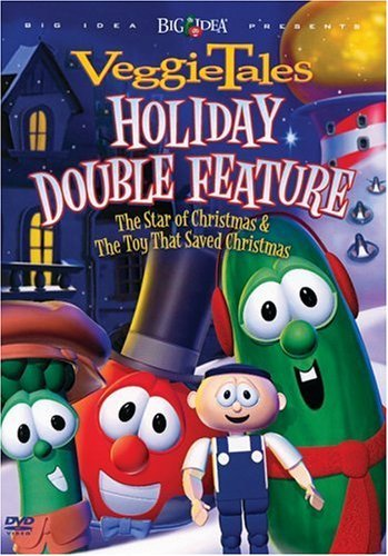 Veggie Tales Star Of Christmas Toy That Sav Clr Nr