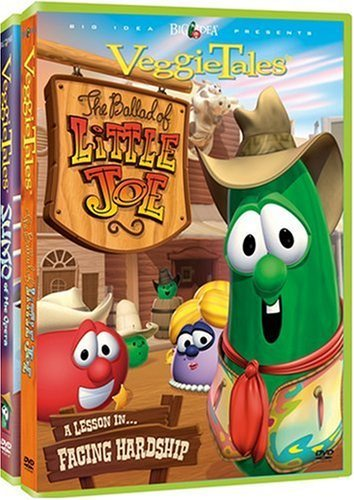 Veggie Tales Ballad Of Little Joe Clr Nr