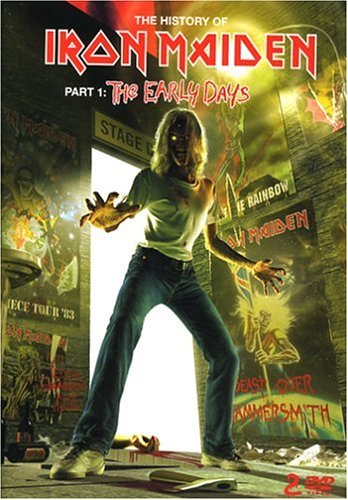 Iron Maiden Part 1 Early Days 2 DVD