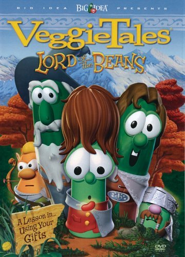 Veggietales Lord Of The Beans DVD Nr