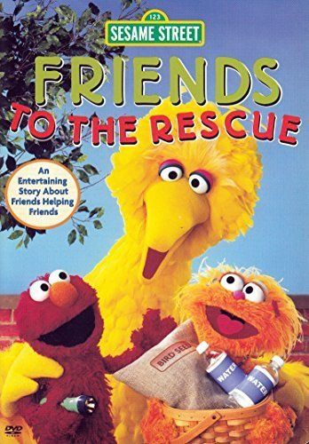Sesame Street Friends To The Rescue Clr Nr