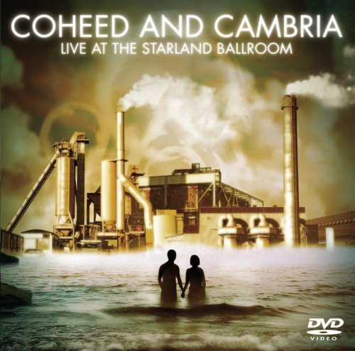 Coheed & Cambria Live At Starland Ballroom Jewel Case Live At Starland Ballroom
