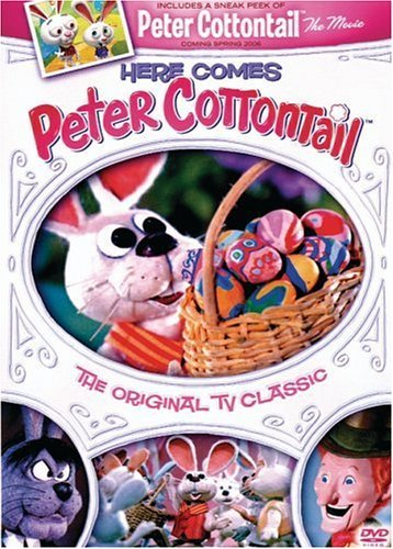 Here Comes Peter Cottontail Here Comes Peter Cottontail Clr Nr