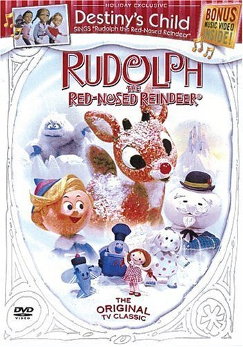 Rudolph The Red Nosed Reindeer Rudolph The Red Nosed Reindeer Clr Chnr