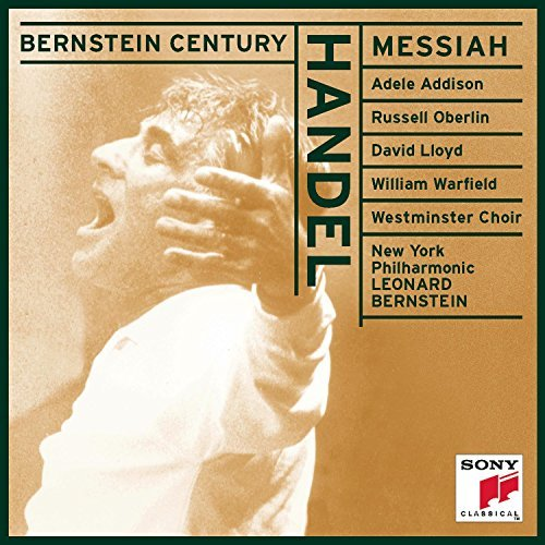 George Frideric Handel Messiah Comp Bernstein Various