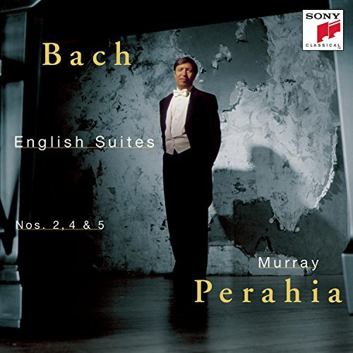Murray Perahia Plays Bach English Ste 2 4 5 Perahia (pno)