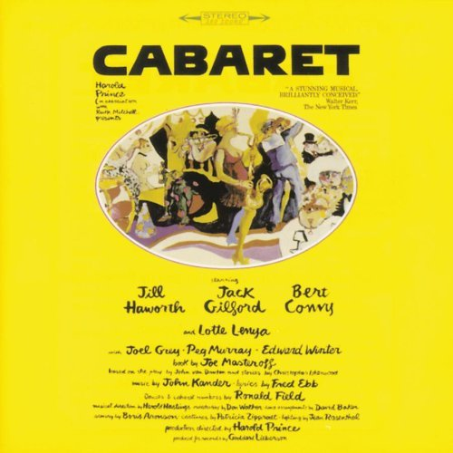 Cabaret Original Cast Recording Remastered