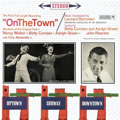 Cast Recording On The Town Remastered
