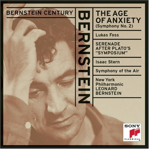 Bernstein L. Age Of Anxiety Ser After Plato Stern (vn) Foss (pno) Bernstein Various