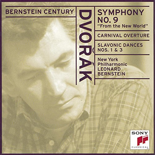 Antonin Dvorák Symphony No 9 'new World' Bernstein New York Po