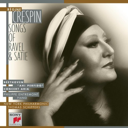 Regine Crespin French Songs Crespin (sop)
